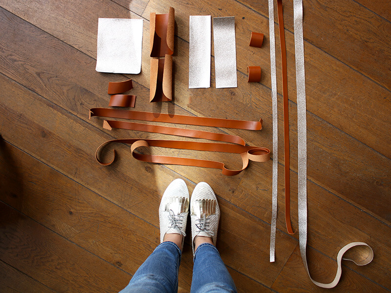 ls artisan maroquinier lyon, Cécile by Artlex, image 1